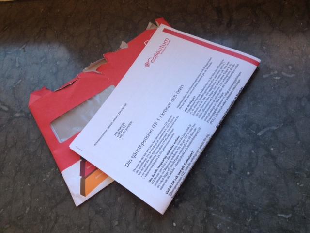 Röda kuvert